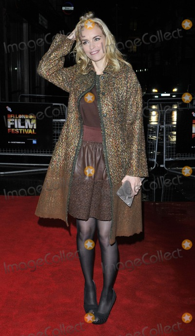 Nina Hoss Photo - London UK German actress Nina Hoss attends the Screening of Phoenix at The Odeon West End Leicester Square in London as part of the 58th BFI London Film Festival  Wednesday 15th October Ref LMK315-49828-161014CAN NGUYENLandmark MediaWWWLMKMEDIACOM
