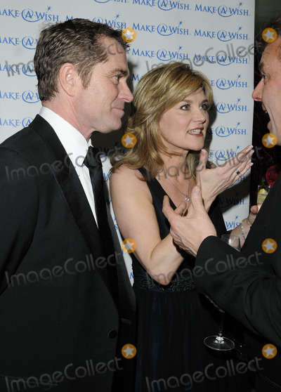 Grant Bovey Photo - LondonUK  Grant Bovey and Anthea Turner at the Make-A-Wish Valentines Ball Dorchester Hotel Park Lane London 13th February 2010 Can NguyenLandmark Media