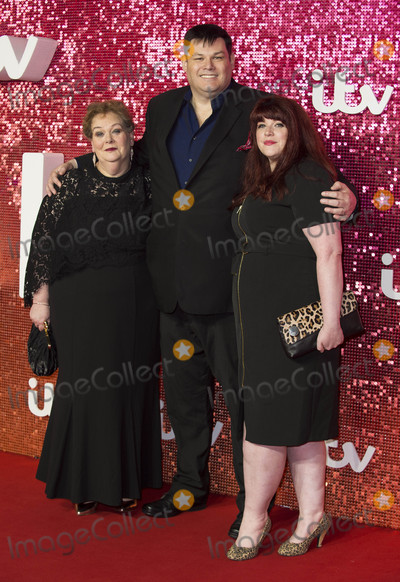 Anne Hegerty Photo - London UK Anne Hegerty Mark Labbett and Jenny Ryan at  the ITV Gala held at the London Palladium on November 9 2017 in London EnglandRef LMK386-J1110-101117Gary MitchellLandmark MediaWWWLMKMEDIACOM
