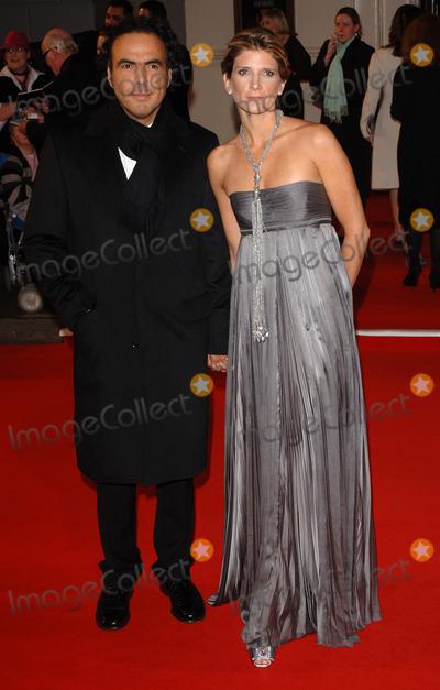 Alejandro Inarritu Photo - London Alejandro Inarritu and guest at the British Academy Film Awards 2007 held at the Royal Opera House Covent GardenHIPLandmark Media