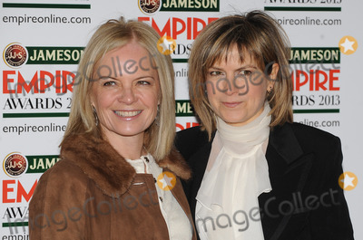 Penny Smith Photo - London UK   Mariella Frostup and Penny Smith    at the Jameson Empire Film Awards Grosvenor House London 24th March 2013 Landmark Media