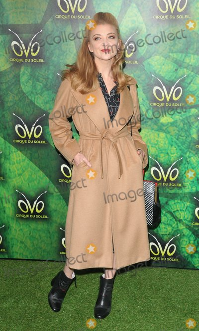Cirque du Soleil Photo - London UK  100118Natalie Dormer at the OVO by Cirque du Soleil press night Royal Albert Hall Kensington Gore10 January 2018Ref LMK315-MB1099-120118Can NguyenLandmark MediaWWWLMKMEDIACOM