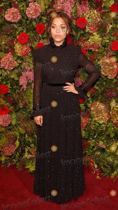 Antonia Thomas Photo - London UK Antonia Thomas at The 64th Evening Standard Theatre Awards held at Theatre Royal Dury Lane London on Sunday 18 November 2018Ref LMK392 -J2976-191118Vivienne VincentLandmark Media WWWLMKMEDIACOM