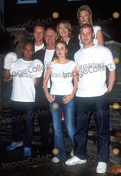 Anthony Stewart Head Photo - LondonDermot OLeary Tamara Beckwith Gail Porter Chris Tarrant Kirsty Young Shovel (M People) and Anthony Stewart Head at the Homeless Celebrity launchDate October 22nd 2001Picture by Trevor MooreLandmark Media