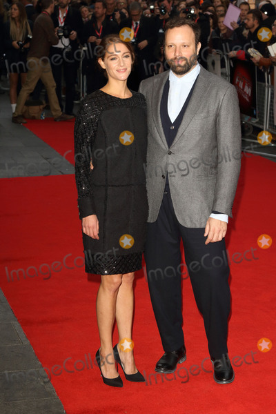Ariane Labed Photo - London UK Ariane Labed and Yorgos Lanthimos at London Film Festival Dare Gala The Lobster at the Vue Leicester Square London on October 13th 2015Ref LMK73-58358-141015Keith MayhewtLandmark Media WWWLMKMEDIACOM