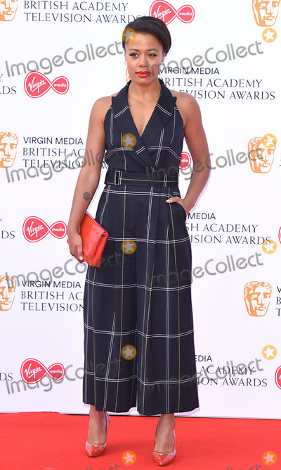 Nina Toussaint-White Photo - London UK  Nina Toussaint-White  at The British Academy Television Awards  2019held at  Festival Hall Belvedere Road London on Sunday 12 May 2019  Ref LMK392 -J4880-130519Vivienne VincentLandmark Media WWWLMKMEDIACOM
