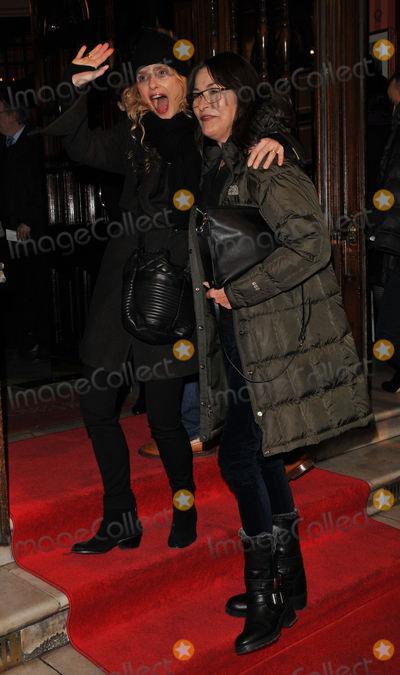 Maryam DAbo Photo - London UK  160216Maryam dAbo  Amanda Donohoe at the Mrs Henderson Presents press night Noel Coward Theatre St Martins Lane14 January 2016Ref LMK315-60207-170216Can NguyenLandmark MediaWWWLMKMEDIACOM