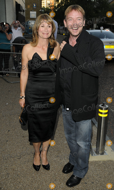 Adam Woodyatt Photo - LondonUK Adam Woodyatt and Beverley Sharp   at the ITV London Studios for An Audience with Donny  Marie Osmond London  22nd  August  2009 Can NguyenLandmark Media