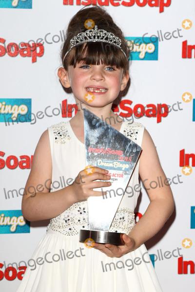 Amelia Flanagan Photo - London UK Amelia Flanagan at Inside Soap Awards 2015 at DSTRKT London on October 5th 2015   Ref LMK73 -58316-061015Keith MayhewLandmark Media WWWLMKMEDIACOM