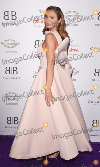 Amy Childs Photo - London UK Amy Childs at The Caudwell Children Butterfly Ball held at Grosvenor House Park Lane London on Thursday 13 June 2019Ref LMK392-J5049-140619Vivienne VincentLandmark Media WWWLMKMEDIACOM