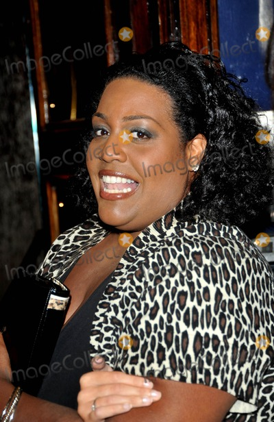 Alison Hammond Photo - London UK Alison Hammond at a party to celebrate 10 years of the television programme Loose Women at Cafe de Paris in LondonUK 8th October 2009Andy LomaxLandmark Media