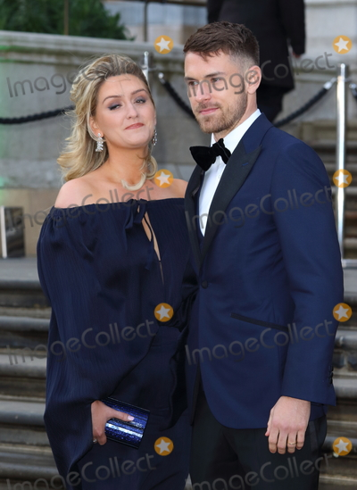 Aaron Ramsey Photo - London UK Aaron Ramsey at World Premiere of Netflixs Our Planet at the Natural History Museum Kensington London on April 4th 2019Ref LMK73-J4691-050419Keith MayhewLandmark MediaWWWLMKMEDIACOM