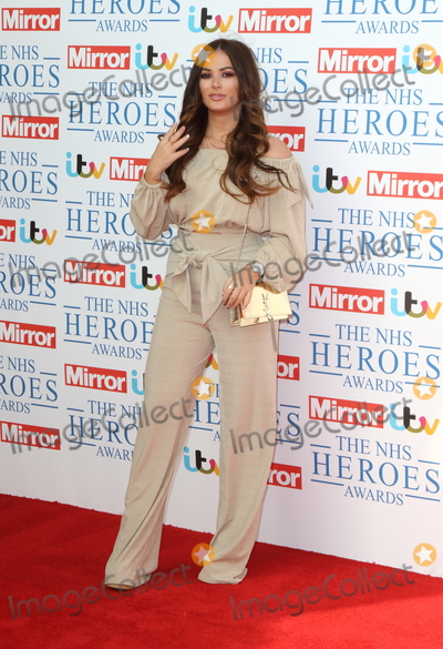 Courtney Green Photo - London UK Courtney Green  at NHS Heroes Awards at the London Hilton Park Lane London on Monday 14 May 2018Ref LMK73-J2025-150518Keith MayhewLandmark MediaWWWLMKMEDIACOM