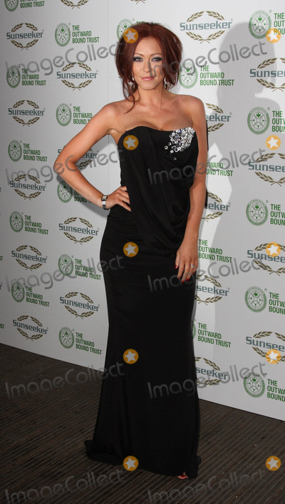 Atomic Kitten Photo - London UK Natasha Hamilton from (Atomic Kitten ) at The Outward Bound Trust present A Night with Robin Gibb and the music of the BeeGees at Battersea Evolution 9th January 2009 Keith MayhewLandmark Media