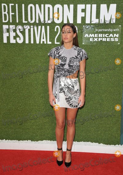 Adele Exarchopoulos Photo - London UK Adele Exarchopoulos  at the The White Crow Create film gala 62nd BFI London Film Festival 2018 Embankment Garden Cinema Villiers Street London England UK on Thursday 18 October 2018Ref LMK315-J2813-191018Can NguyenLandmark MediaWWWLMKMEDIACOM