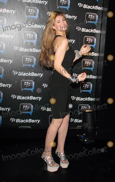 Amy Willerton Photo - London UK Amy Willerton at the Blackberry BBM Party held at the Bankside Vaults 3rd April 2012Keith MayhewLandmark Media
