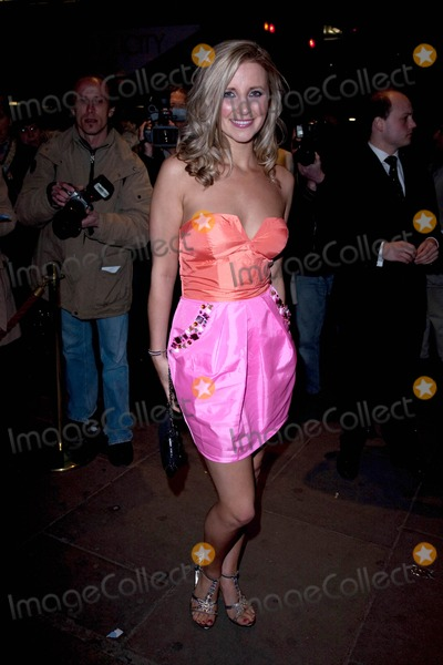Carly Stenson Photo - London UK Carly Stenson attending the press night of a new West End show Spring Awakenings held at The Novello theatre Aldwych  26th March 2009Rafe CookLandmark Media
