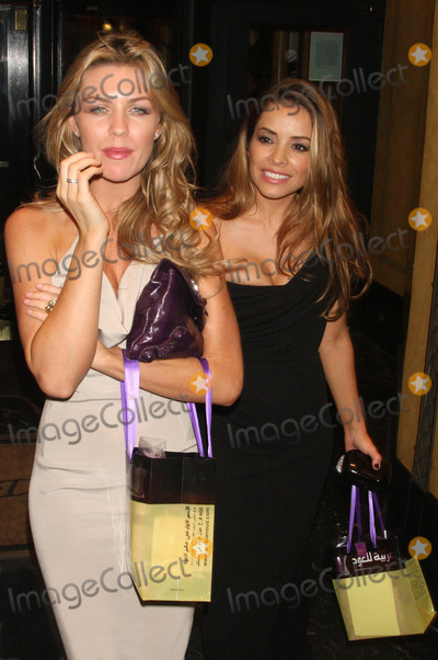 Abigail Clancy Photo - LondonUK Abigail Clancy and  Abigail Clancy outside the Dorchester Hotel after  the FiFi  awards for creative achievements in the fragrance business  Dorchester Hotel Park Lane  London 22nd April 2009 FlashburstLandmark Media