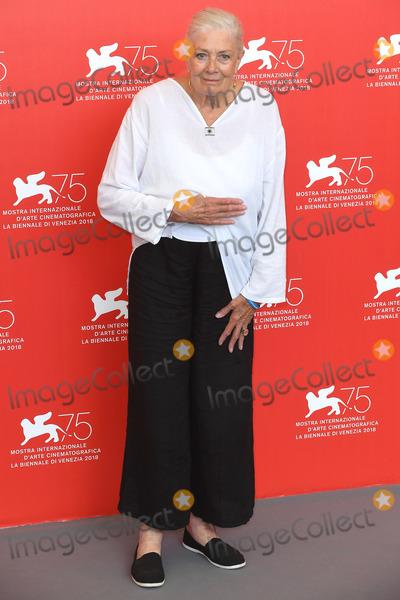 Vanessa Redgrave Photo - Venice Italy Vanessa Redgrave at a photocall for  her Lifetime Achievement Award during the 75th Venice Film Festival at Sala Casino in Venice 29th August 2018 RefLMK200-S1653-002Landmark MediaWWWLMKMEDIACOM