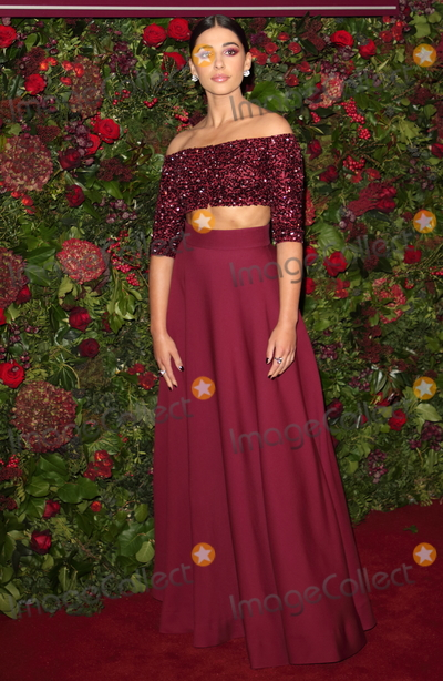 Naomi Scott Photo - London UK Naomi Scott   at the 65th Evening Standard Theatre Awards London Coliseum London England on the 24th  November 2019Ref LMK73-S2621-251119Keith MayhewLandmark MediaWWWLMKMEDIACOM
