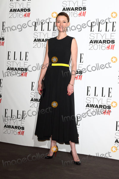 Audrey Marnay Photo - London UK Audrey Marnay at Elle Style Awards 2016 inside arrivals at Tate Britain Millbank  London on February 23rd 2016Ref LMK73-60022-240216Keith MayhewLandmark Media WWWLMKMEDIACOM