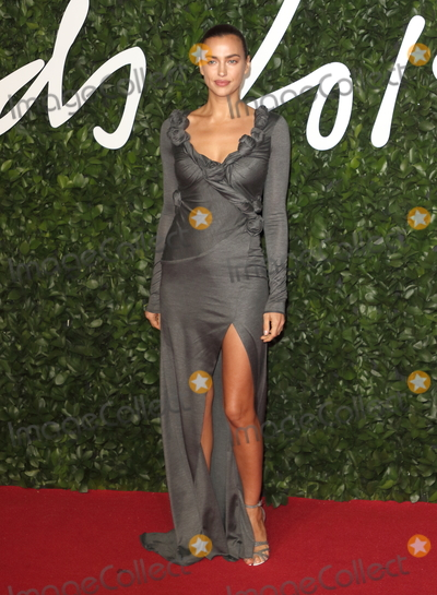 Irina Shayk Photo - London UK Irina Shayk at the Fashion Awards 2019 at Royal Albert Hall London December 2nd 2019 Ref LMK73-J5890-031219Keith MayhewLandmark MediaWWWLMKMEDIACOM