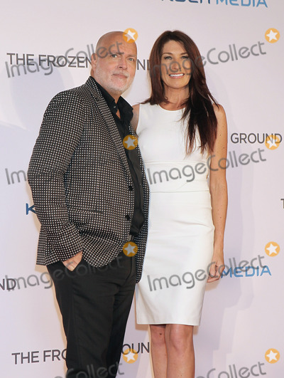Anne Brown Photo - London UK Julie-Ann Brown and Gary Goldsmith  at   The Frozen Ground Premiere at the Vue Cinema in Leicester Square in London 17th July 2013LMK12-44674-170713 JAdamsLandmark MediaWWWLMKMEDIACOM