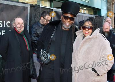 Jazzie B Photo - LondonUK  Jazzie B and Caron Wheeler at Music Walk Of Fame Soul II Soul stone unveiling the fourth stone to be placed on Camden High Street 6th March 2020 RefLMK73-S2972-070320Keith MayhewLandmark MediaWWWLMKMEDIACOM