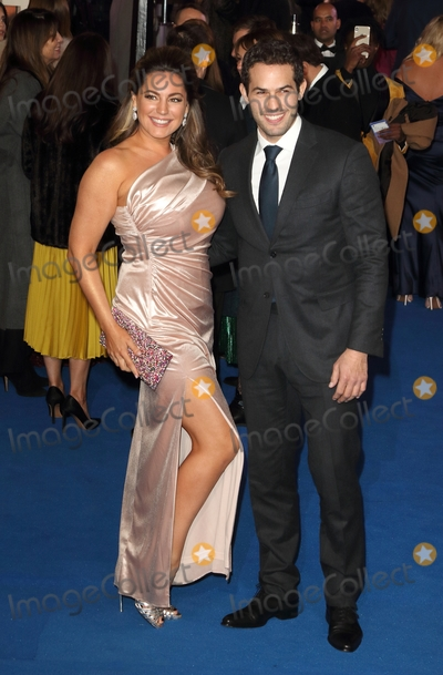 Albert Hall Photo - London UK Kelly Brook and Jeremy Parisi at Mary Poppins Returns - UK Premiere at the Royal Albert Hall Kensington London on Wednesday December 12th 2018Ref LMK73-J4044-131218Keith MayhewLandmark Media WWWLMKMEDIACOM