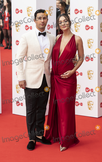 Amy Jackson Photo - London UK  George Panayiotou and Amy Jackson  at the Virgin Media British Academy Television Awards at The Royal Festival Hall 12th May 2019 Ref LMK386 -S2416-150519Gary MitchellLandmark Media   WWWLMKMEDIACOM