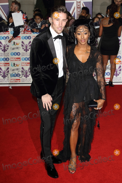 Alexandra Burke Photo - London UK  Angus Macdonald and Alexandra Burke   at  The Daily Mirror Pride of Britain Awards in partnership with TSB at the Grosvenor House Hotel Park Lane   29th October 2019RefLMK73-S2511-291019Keith MayhewLandmark Media WWWLMKMEDIACOM