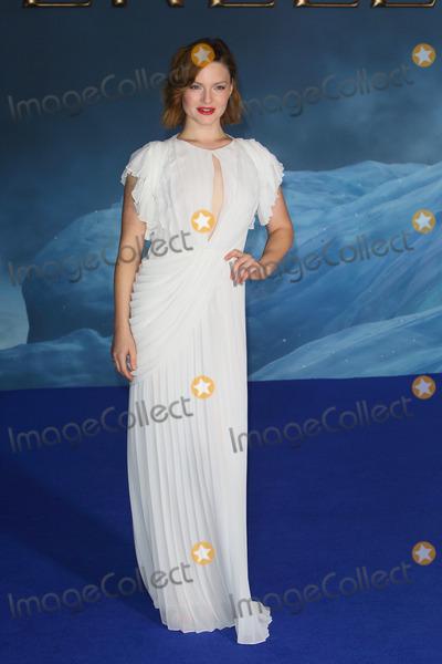 Cinderella Photo - London UK Holliday Grainger at the UK Premiere of Cinderella at Odeon Leicester Square London on March 19th 2015Ref LMK73-50753-200315Keith MayhewLandmark Media WWWLMKMEDIACOM