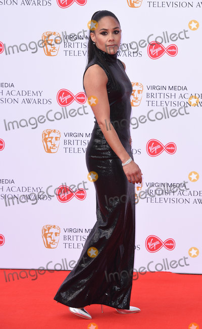 Alex Scott Photo - London UK  Alex Scott  at The British Academy Television Awards  2019held at  Festival Hall Belvedere Road London on Sunday 12 May 2019  Ref LMK392 -J4880-130519Vivienne VincentLandmark Media WWWLMKMEDIACOM