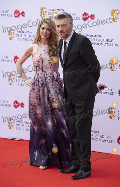 Annabel Jones Photo - London UK   Charlie Brooker and Annabel Jones    at the Virgin Media British Academy Television Awards at The Royal Festival Hall 12th May 2019 Ref LMK386 -S2416-150519Gary MitchellLandmark Media   WWWLMKMEDIACOM