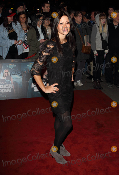 Anouska Mond Photo - London UK Anouska Mond at the World Premiere of Payback Season held at the Odeon Covent Garden 6th March 2012Keith MayhewLandmark Media