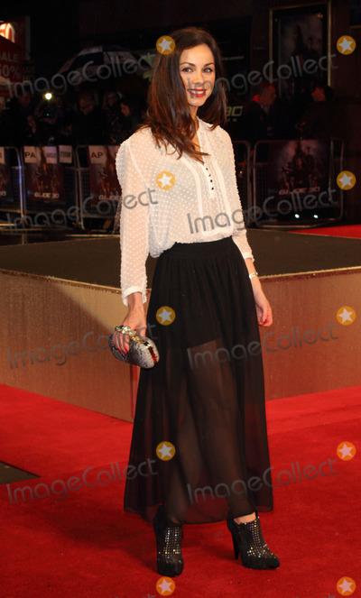 Lindsay Armaou Photo - London UK Lindsay Armaou at the UK Premiere of GI Joe Retaliation held at the Empire Cinema Leicester Square 18th March 2013Keith MayhewLandmark Media