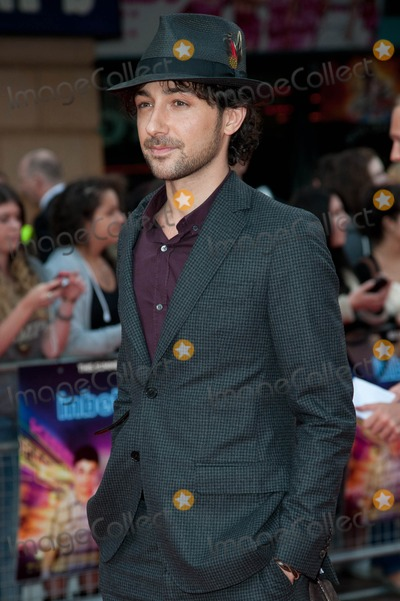Alex Zane Photo - London UK Alex Zane at the World Premiere of The Inbetweeners Movie held at Vue Leicester Square 16th August 2011Justin NgLandmark Media