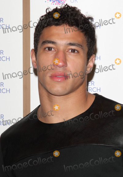 Ashley McKenzie Photo - London UK Ashley McKenzie at James Jog-on to Cancer charity fundraiser for Cancer Research UK at the Kensington Roof Gardens 3rd April 2013Keith MayhewLandmark Media