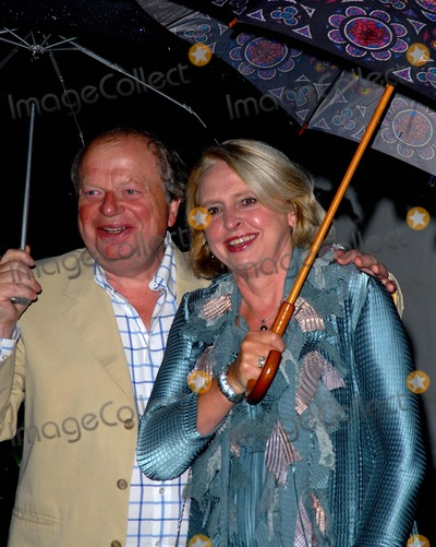 John Sergeant Photo - London  John Sergeant and partner at David Frosts annual Summer Party held at Carlyle Square5 July 2007SydLandmark Media