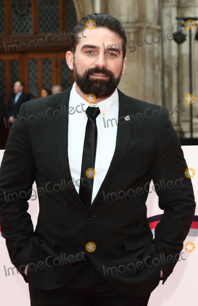 Ant Middleton Photo - LondonUK Ant Middleton at The Sun Military Awards red carpet arrivals at the Guildhall London on 22nd January 2016 Ref LMK73-59167-230116Keith MayhewLandmark Media WWWLMKMEDIACOM