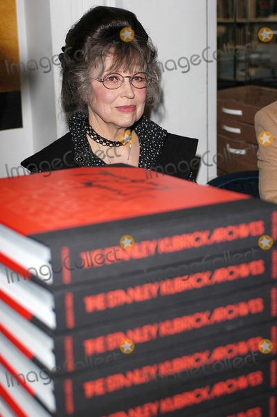 Christiane Kubrick Photo - London Christiane Kubrick wife of legendary director Stanley Kubrick signs copies of The Stanley Kubrick Archives at The Royal Academy19 May 2005Ali KadinskyLandmark Media