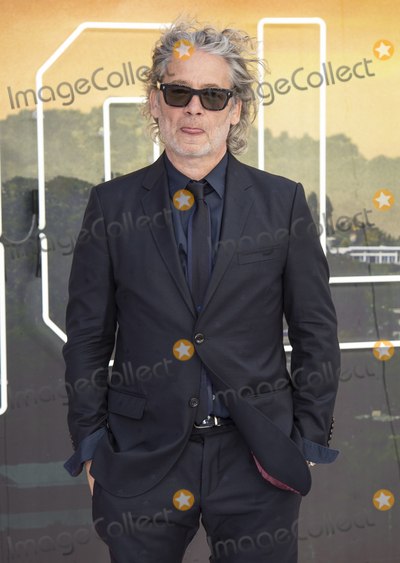 Gary Mitchell Photo - London England Dexter Fletcher  at  the UK Premiere of Once Upon a Time in Hollywood Odeon Luxe Leicester Square London England 30th July 2019Ref LMK386-J5279-310719Gary MitchellLandmark MediaWWWLMKMEDIACOM