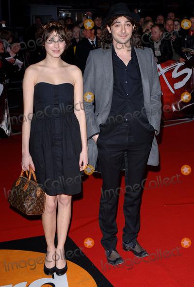 Alex Zane Photo - London UK  Alex Zane and Alexa Chung at  the 2007 Brit  Awards at Earls Court  London  14th February 2007 HIPLandmark Media