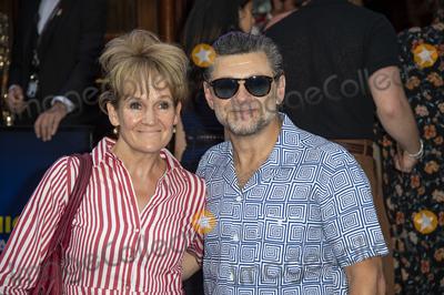 Andy Serkis Photo - London UK Andy Serkis  and Lorraine Ashbourne at the Press Night for The King and I at the London Palladium London England Tuesday 3rd July 2018 Ref LMK386-J2255-040718Gary MitchellLandmark MediaWWWLMKMEDIACOM