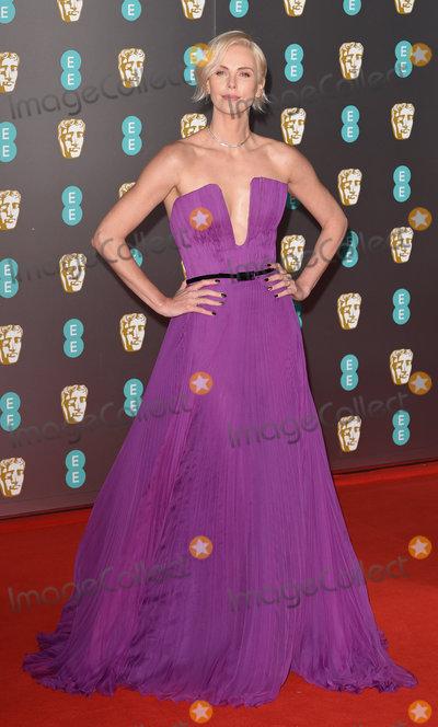 Charlize Theron Photo - London UK Charlize Theron at the 73rd British Academy Film Awards held at The Royal Albert Hall South Kennsington on Sunday 2 February 2020 Ref LMK392 -J6086-030220Vivienne VincentLandmark Media WWWLMKMEDIACOM