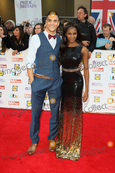 Anthony Ogogo Photo - London UK Anthony Ogogo and Otilie Mabuse at Pride of Britain Awards 2015 held at the Grosvenor House Hotel London on September 28th 2015Ref LMK73 -58302-290915Keith MayhewLandmark Media WWWLMKMEDIACOM