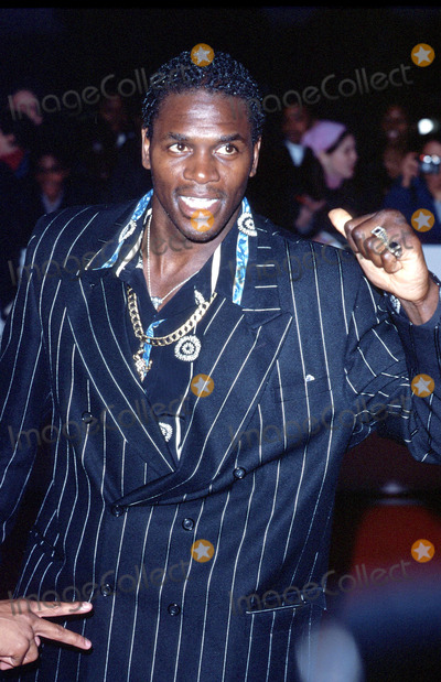 Audley Harrison Photo - LondonAudley Harrison attends the MOBO awards held at Alexandra Palace2000Picture by Trevor MooreLandmark Media