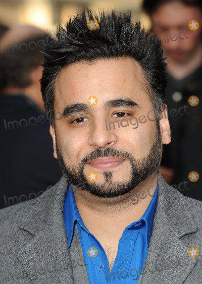 Ameet Chana Photo - LondonUK    Ameet Chana  at the World Premiere of the film comedy The Infidel Hammersmith Apollo London 8th April 2010 Eric BestLandmark Media