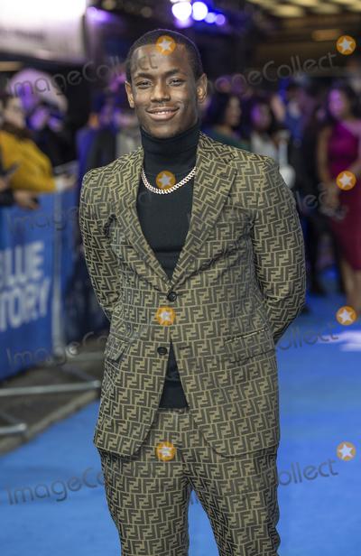 Gary Mitchell Photo - London UK Michael Ward  at  the World Premiere of Blue Story at the Curzon Mayfair on November 14 2019 in London EnglandRef LMK386-J5789-151119Gary MitchellLandmark MediaWWWLMKMEDIACOM