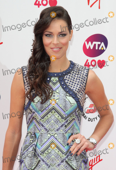 Ana Ivanovic Photo - London UK Ana Ivanovic  at The Pre-Wimbledon Party held at the Kensington Roof Gardens London June 20th 2013Ref LMK73-44507-210613Keith MayhewLandmark Media WWWLMKMEDIACOM